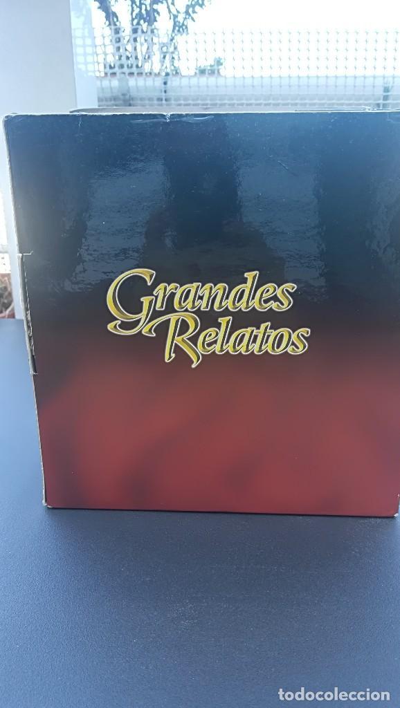 Series de TV: PACK 6 VHS EL CONDE DE MONTECRISTO SERIE COMPLETA GRANDES RELATOS - Foto 3 - 114180199