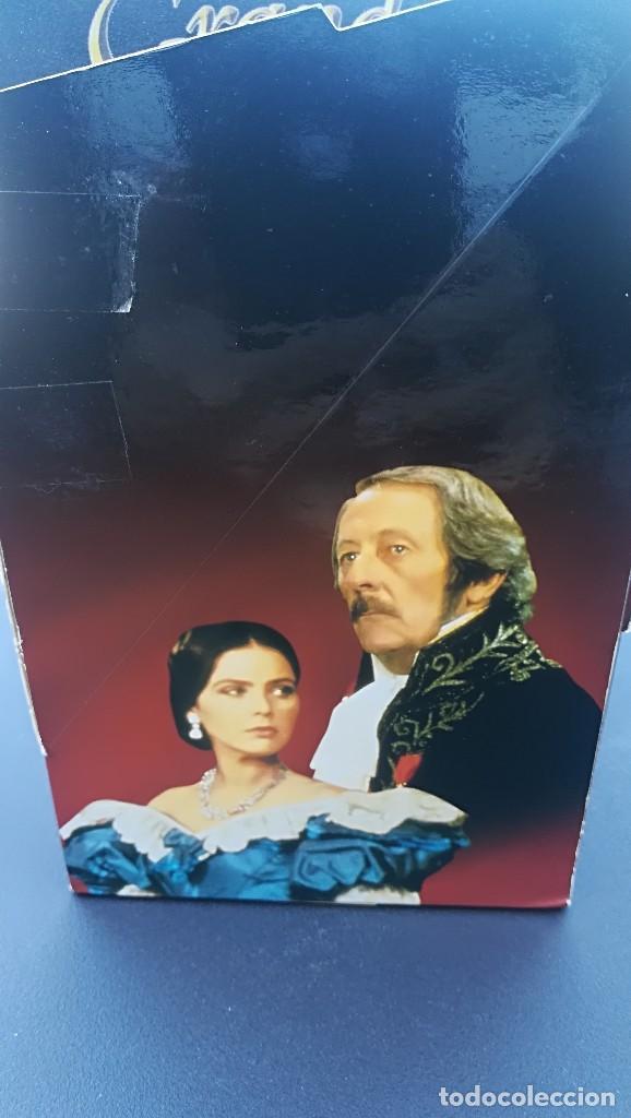 Series de TV: PACK 6 VHS EL CONDE DE MONTECRISTO SERIE COMPLETA GRANDES RELATOS - Foto 4 - 114180199