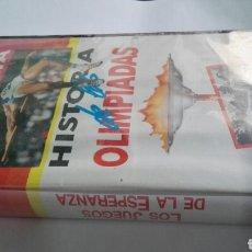 Series de TV: HISTORIA DE LAS OLIMPIADAS N° 2 LOS JUEGOS DE LA ESPERANZA VHS. Lote 114309210