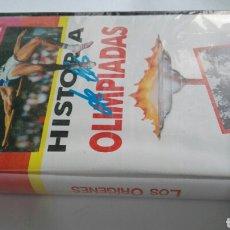 Series de TV: HISTORIA DE LAS OLIMPIADAS N° 1 LOS ORÍGENES VHS. Lote 114309262