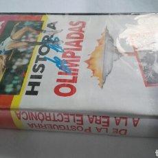 Series de TV: HISTORIA DE LAS OLIMPIADAS N° 3 VHS. Lote 114309320