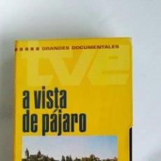 Series de TV: A VISTA DE PÁJARO N° 10 SALAMANCA ZAMORA ÁVILA RTVE VHS. Lote 114492882