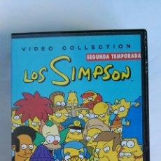 Series de TV: LOS SIMPSON SEGUNDA TEMPORADA N° 11 VHS. Lote 115929995