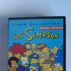 Series de TV: LOS SIMPSON SEGUNDA TEMPORADA N° 10. Lote 115932844