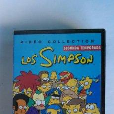 Series de TV: LOS SIMPSON SEGUNDA TEMPORADA N° 8 VHS. Lote 115984990