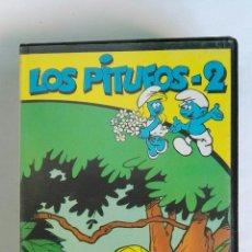 Series de TV: LOS PITUFOS N° 2 VHS. Lote 115985571