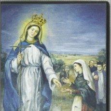 Series de TV: APARICIONES DE SANTA MARIA DE LA CRUZ Y LA VIDA DE SANTA JUANA (DOCUMENTAL). Lote 116095511