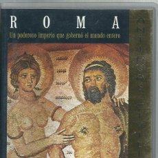 Series de TV: CIVILIZACIONES PERDIDAS: ROMA (DOCUMENTAL). Lote 116124543
