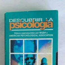 Serie di TV: DESCUBRIR LA PSICOLOGÍA LA MENTE OCULTA Y DIVIDIDA N° 11 VHS. Lote 116160474