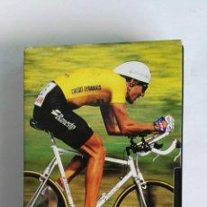 Series de TV: LOS TOURS DE INDURÁIN AÑO I 1991 VHS. Lote 116568599