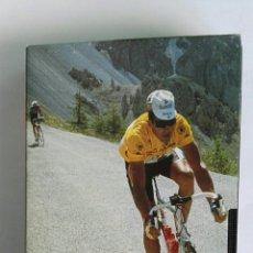 Series de TV: LOS TOURS DE INDURÁIN AÑO III 1993 VHS. Lote 116568658