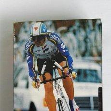 Series de TV: LOS TOURS DE INDURÁIN AÑO II 1992 VHS PRIMER DOBLETE. Lote 116568790
