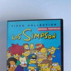 Series de TV: LOS SIMPSON N° 7 SEGUNDA TEMPORADA VHS. Lote 116606728