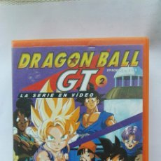 Series de TV: DRAGON BALL GT PRIMERA ÉPOCA VOL. 2 EPISODIOS 4,5 Y 6 VHS. Lote 118498614