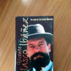 Series de TV: BLASCO IBAÑEZ- L. GARCIA BERLANGA- ED METROVIDEO - DIGIPACK 3 VHS EN SU CAJA ORIGINAL- UNICO!!!!!!. Lote 119863219