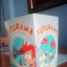 Series de TV: FUTURAMA TEMPORADA 1 VHS. Lote 119886783