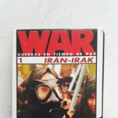 Series de TV: GUERRAS EN TIEMPO DE PAZ IRÁN-IRAK VHS. Lote 120113092