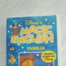 Series de TV: MAGIC ENGLISH N° 2 VHS. Lote 120168740