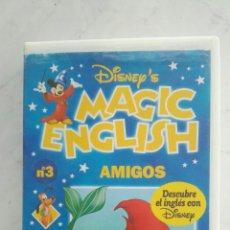 Series de TV: MAGIC ENGLISH N° 3 VHS. Lote 120168846
