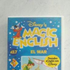 Series de TV: MAGIC ENGLISH N° 17 VHS. Lote 120168972