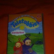 Series de TV: TELETUBBIES VHS - Nº 2 - PLANETA DEAGOSTINI. Lote 120425771