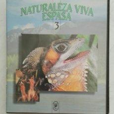 Series de TV: NATURALEZA VIVA ESPASA N° 3. Lote 121591156
