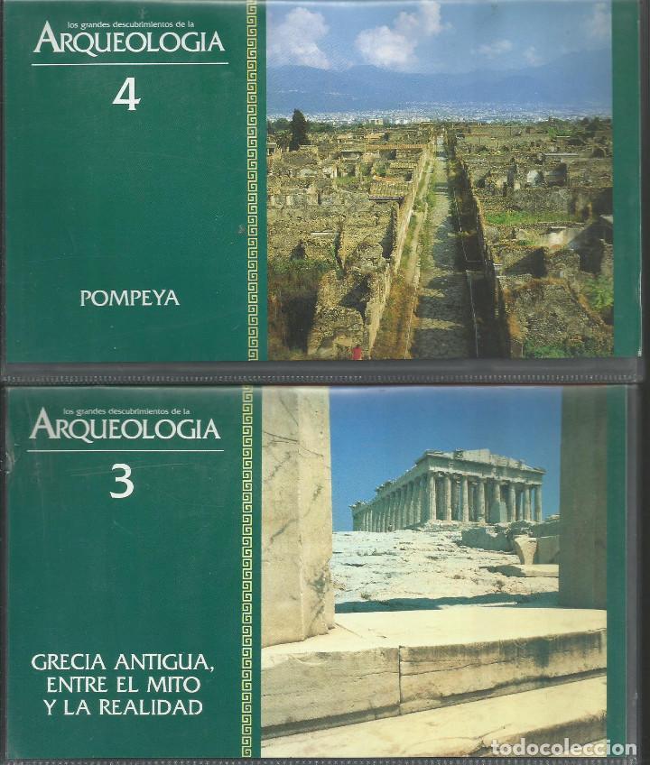 Series de TV: Los Grandes Descubrimientos de la Arqueologia presentado por Omar Sharif - Foto 3 - 121743047