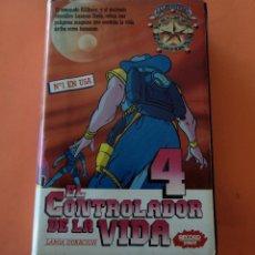 Series de TV: LAS AVENTURAS DE LOS GALAXY RANGERS (EL CONTROLADOR DE LA VIDA). Lote 121999659