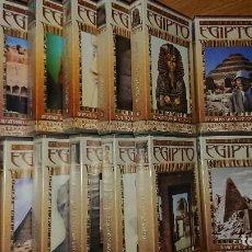 Series de TV: EL ANTIGUO EGIPTO EN VHS, 14 CINTAS. Lote 124275231