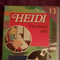 Series de TV: HEIDI/MARCO 13 VHS. Lote 124643863