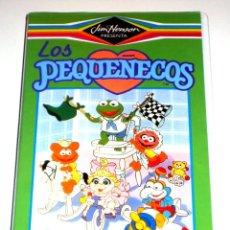 Series de TV: LOS PEQUEÑECOS VOLUMEN 3 (1988) - JIM HENSON - DIBUJOS ANIMADOS VHS IMPOSIBLE DE ENCONTRAR. Lote 125957495