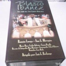 Cine: ESTUCHE 3 VIDEOS VHS.VICENTE BLASCO IBAÑEZ. SERIE.RTVE.LUIS GARCIA BERLANGA-RAMÓN LANGA, A.G.OBREGÓN. Lote 127022259