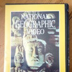 Cine: LOS REINOS PERDIDOS DE LOS MAYAS, DE NATIONAL GEOGRAPHIC VIDEO. Lote 127118655