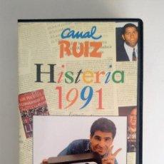Cine: HISTERIA 91, CANAL RUIZ. Lote 128202115
