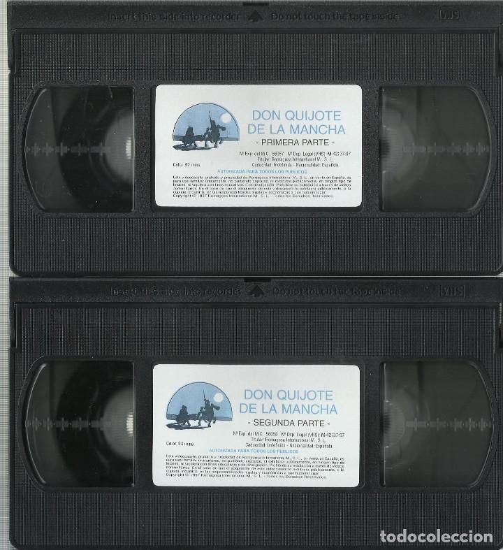 Series de TV: Don Quijote de la Mancha 1978 (Dibujos) - Foto 3 - 98878486