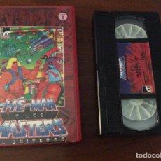 Series de TV: HE-MAN Y LOS MASTERS DEL UNIVERSO MOTU - VOLUMEN 21 - VHS - FILMATION HEMAN. Lote 145607722