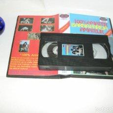 Series de TV: VHS BARNA PAREJA AMATER. Lote 131968898