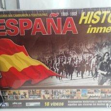 Series de TV: ANTIGUA SERIE VHS NUEVA ESPAÑA HISTORIA INMEDIATA. Lote 133219230