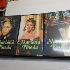 Series de TV: VHS ORIGINAL *PROCESO A MARIANA PINEDA*. Lote 133986763