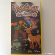 Series de TV: VÍDEO VHS POKEMON LIGA JOHTO 3. Lote 134068333