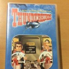 Series de TV: THUNDERBIRDS RESCATE INTERNACIONAL LOTE 3 ORIGINAL EN INGLES. Lote 136256590