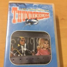 Series de TV: THUNDERBIRDS RESCATE INTERNACIONAL LOTE 5 ORIGINAL EN INGLES. Lote 136257166