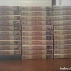 "Series de TV: COLECCIÓN VHS ""HOMBRE RICO, HOMBRE POBRE"". Lote 138690630"