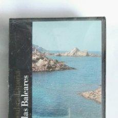 Series de TV: DESCUBRA ESPAÑA ISLAS BALEARES VHS PRECINTADO. Lote 139774014