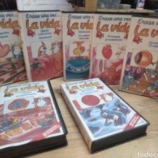 Series de TV: CINTAS VHS ERASE UNA VEZ. Lote 139957698