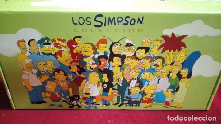 COLECCIÓN LOS SIMPSONS (28 CAPÍTULOS, 14 VÍDEOS) (Series TV en VHS )