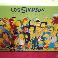 Series de TV: COLECCIÓN LOS SIMPSONS (28 CAPÍTULOS, 14 VÍDEOS). Lote 143402678