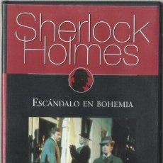 Series de TV: SHERLOCK HOLMES ESCANDALO EN BOHEMIA. Lote 143687082