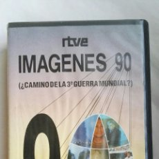 Series de TV: IMÁGENES 90 RTVE VHS. Lote 145551524