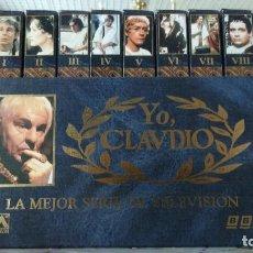 Series de TV: YO CLAUDIO VHS. Lote 146067278